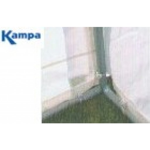 Kampa Original Party Tent Ground Bar Kit - 6m x 12m