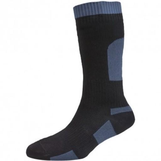 SealSkinz Mid Weight Mid Knee Sock