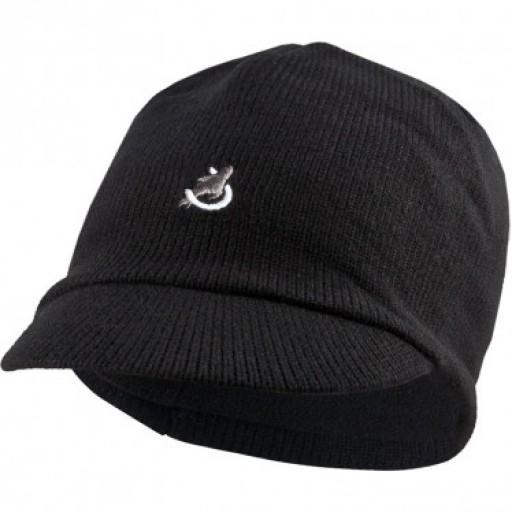 SealSkinz Waterproof Peaked Beanie Hat
