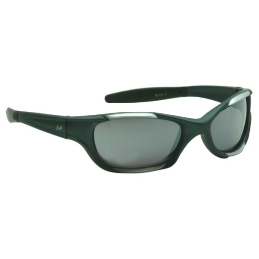 Manbi Spectrum Ski Sunglasses - Gummetal/Silver