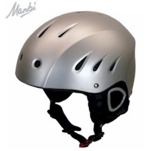 Jam Ski Helmet - Matt Silver