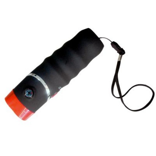 Megastore Adjustable Wind Up Torch