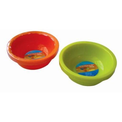 Megastore Plastic Bowl Set