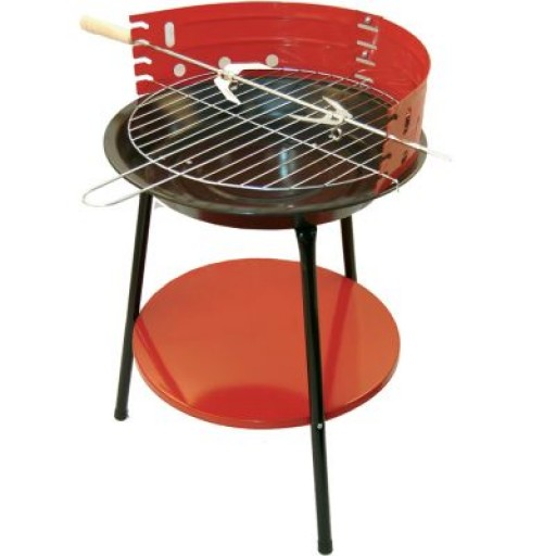 Megastore Round Barbecue