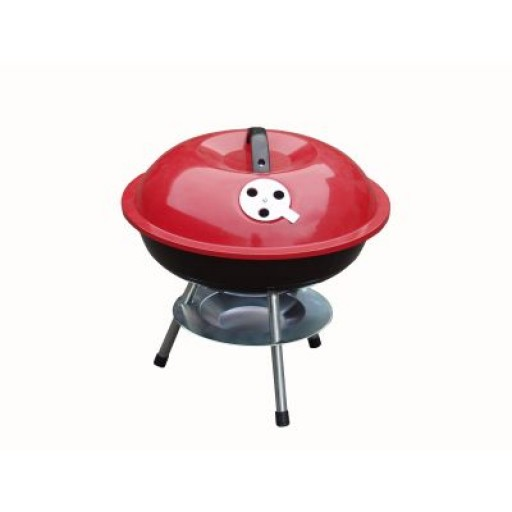 Megastore Round Portable Barbecue
