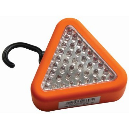 Megastore Triangular 39 LED Worklight