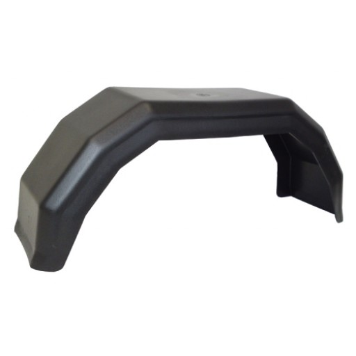 "Maypole Plastic Mudguard (8"" Single Axle)"