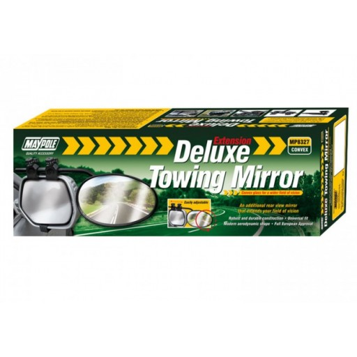 Maypole Universal Convex Towing Mirror