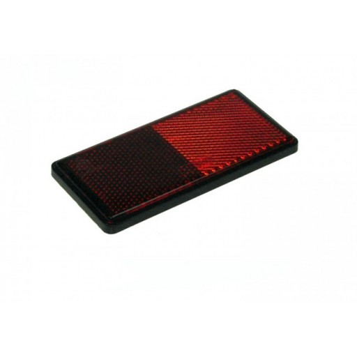 Maypole Red Rear Reflectors DP x 2