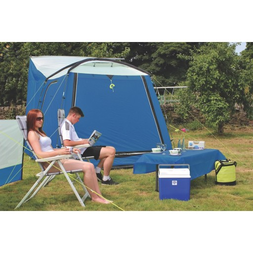 Outdoor Revolution Cayman Snapper Motorhome Awning - Azure Blue