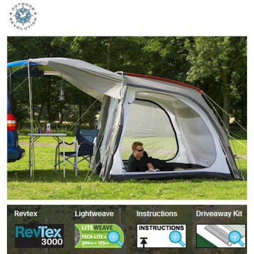 Outdoor Revolution Nomad Uno Motorhome Awning