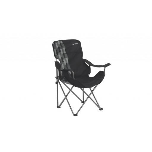 Outwell Black Hills Camp Chair - Black