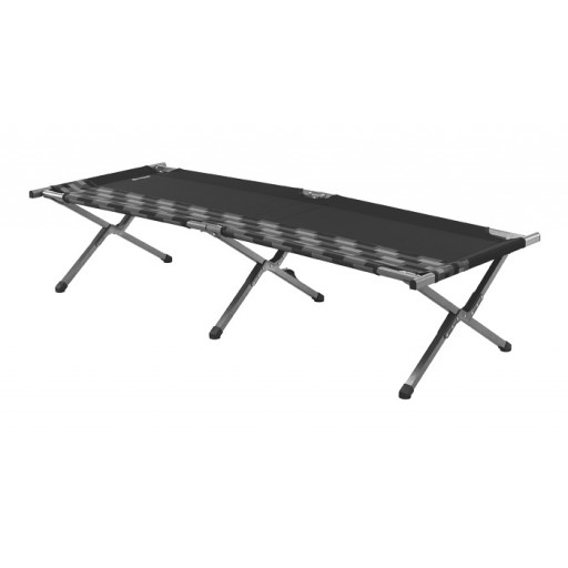 Outwell Laguna Hills Large Camp Bed - Black
