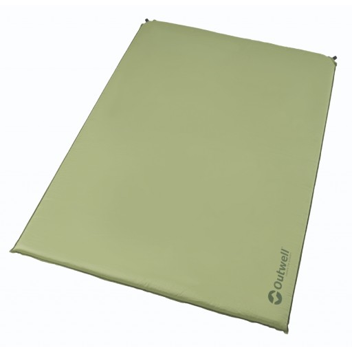 Outwell Relax Double Self Inflating Mat (5cm Deep) - SPECIAL OFFER