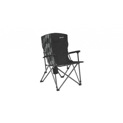 Outwell Spring Hills Camp Chair - Black