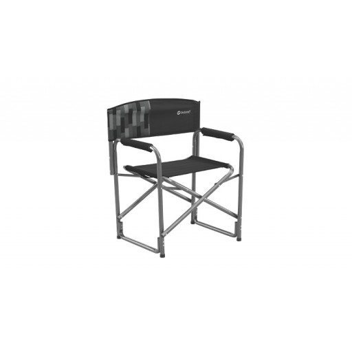 Outwell Tuscan Hills Directors Chair - Black