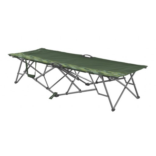 Outwell Waldo Hills Camp Bed - Green