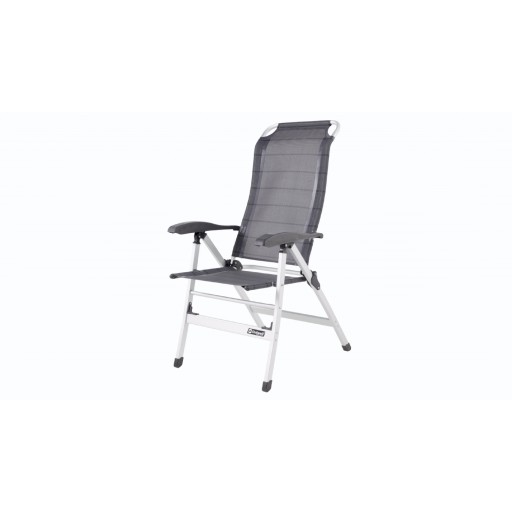 Outwell Melville Multi-Position Arm Chair - Titanium