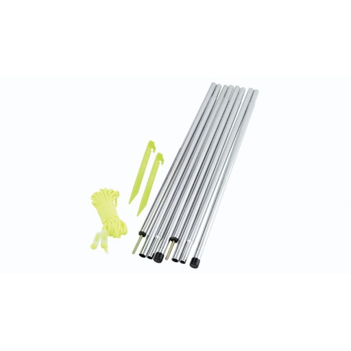 Outwell Upright Steel Canopy Poles - 130 cm