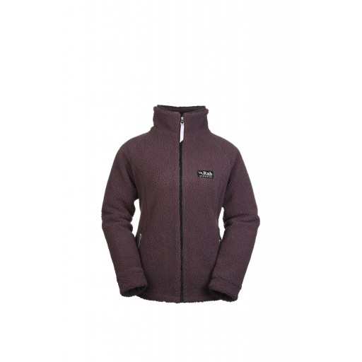 Rab Double Pile Women's Fleece Jacket