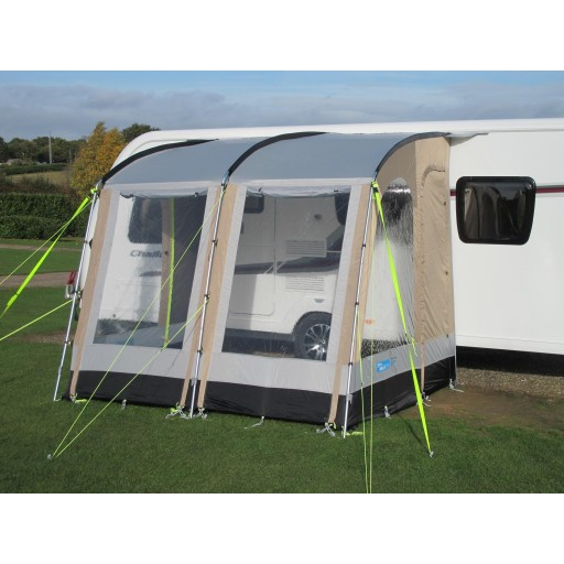 Kampa Rally 260 Caravan Porch Awning