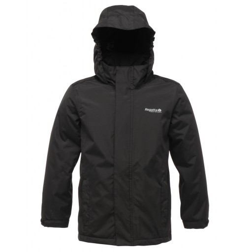 Regatta Westburn Boy's Fleece Lined Waterproof Jacket