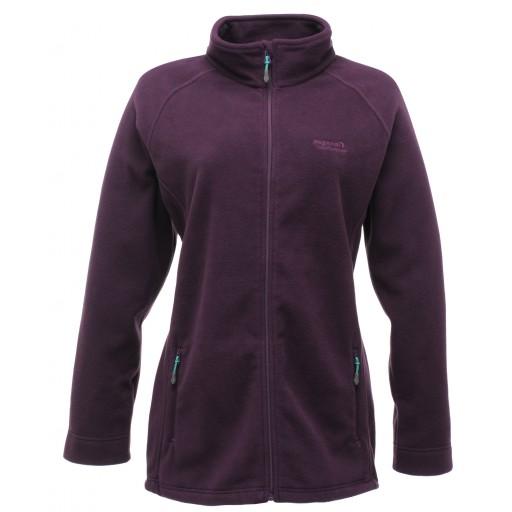Regatta Cathie Women's Fleece Jacket - Purple Cordial