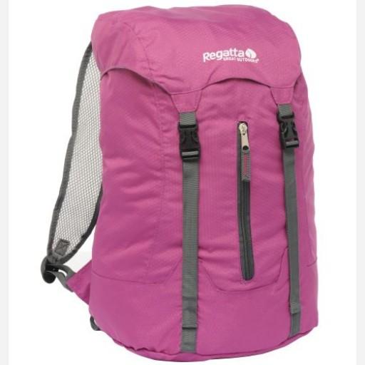 Regatta Easypack Packaway 25L Rucksack Vivid Viola
