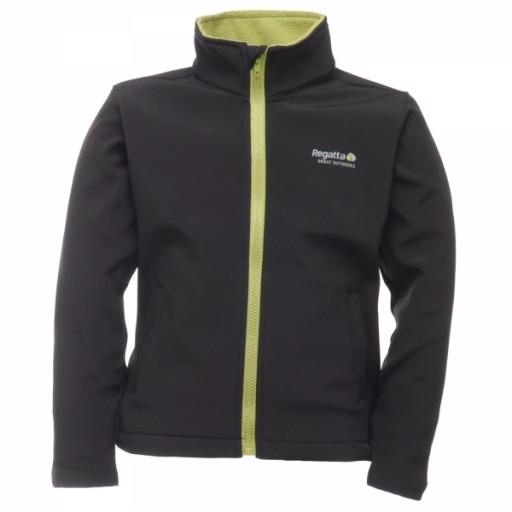 Regatta Canto Boy's Softshell Jacket