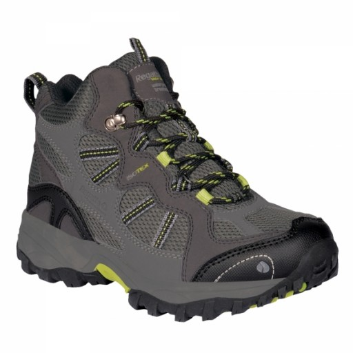 Regatta Crosslands Mid Jnr Boy's Walking Boots