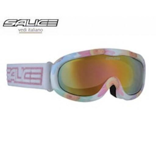 Salice Slalom Extra RWS Ladies Ski Goggles (MV920)