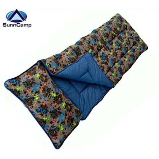 Sunncamp Bugs Junior Sleeping Bag