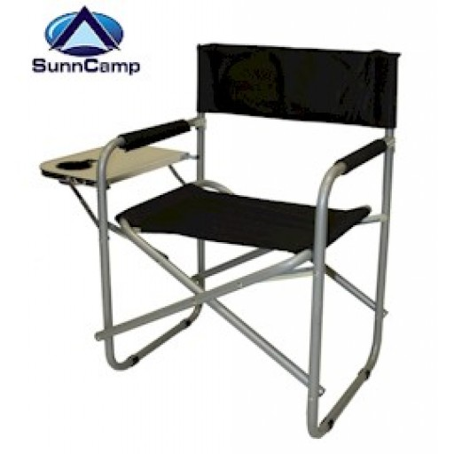 Sunncamp Directors Chair with Side Table
