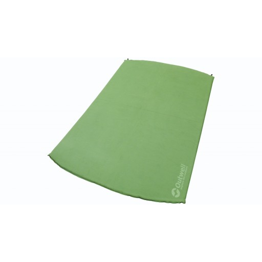 Outwell Serenity Double Self Inflating Mat (7.5cm Deep)