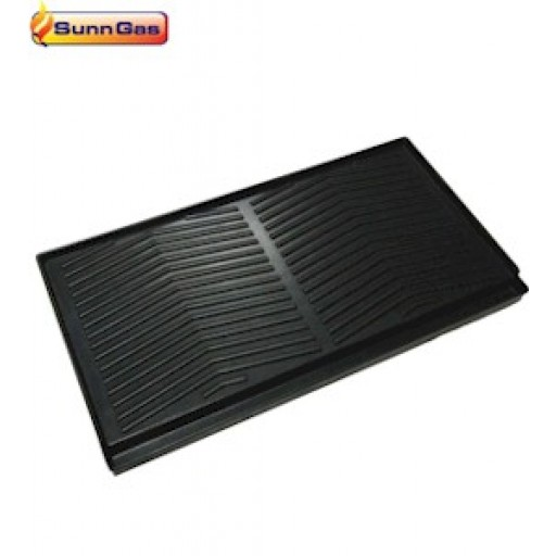 SunnGas Double Uno Non-Stick Griddle Plate