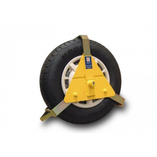 "Maypole Stronghold 14""-16"" Wheel Clamp"