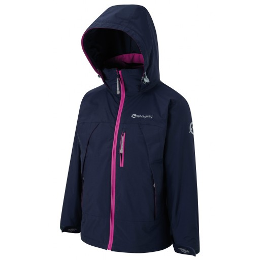 Sprayway Elga 3 in 1 Girl's Jacket