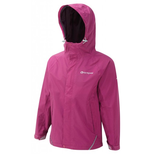 Sprayway Hawk Girl's Waterproof Jacket