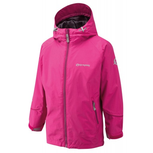 Sprayway Pixie Girls Waterproof Jacket