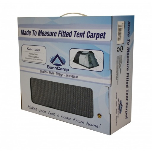 Sunncamp Evolution 400 Tent Carpet