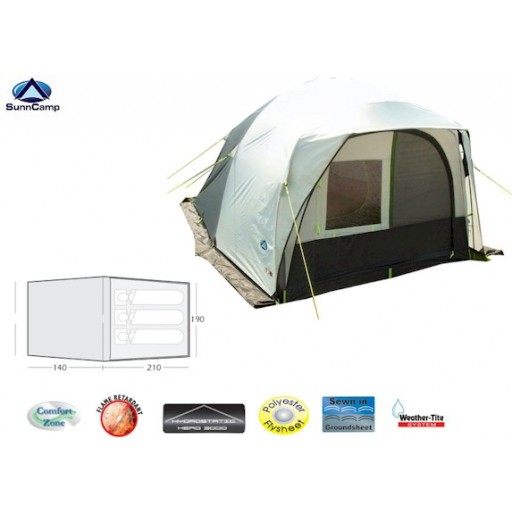 Sunncamp Pathfinder 300 Tunnel Tent