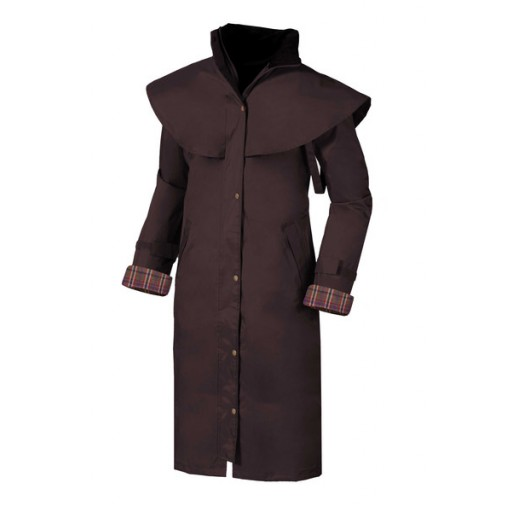 Target Dry Outback Women's Waterproof Coat - Coffee Bean