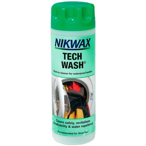 Nikwax Tech Wash Textile Cleaning 100ml