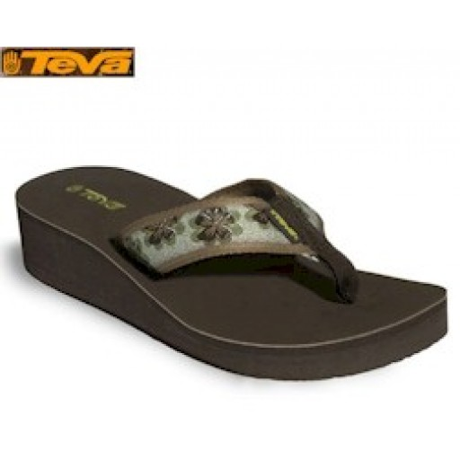 Teva Women's Mandalyn Wedge Flip Flop