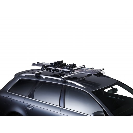 Thule Deluxe 4 Pair Ski Carrier 726