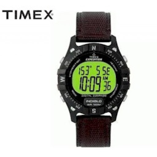 Timex Trail Digi Compass Watch (T49686)