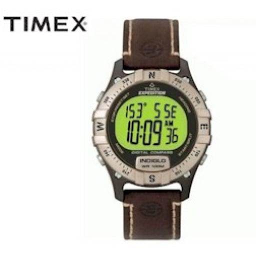 Timex Trail Digi Compass Watch (T49687)