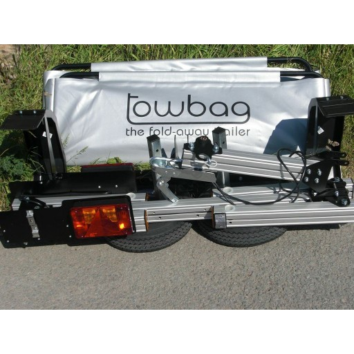 Towbag Fold Away Trailer