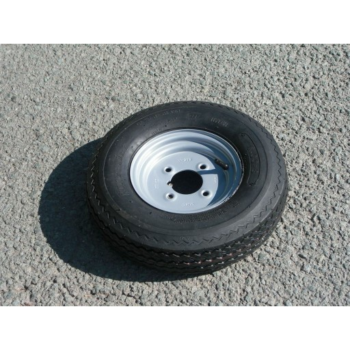 Towbag Fold Away Trailer Spare Wheel