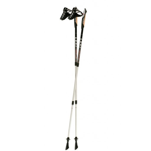 Leki Traveller Alu Nordic Walking Poles - Pair
